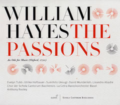 HAYES - The Passions