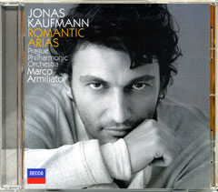 Romantic arias